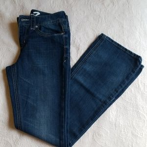 · Seven7 High Rise Boot Jeans Size 27 EUC ·